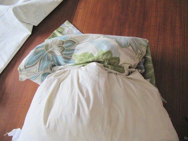 tablecloth pillows