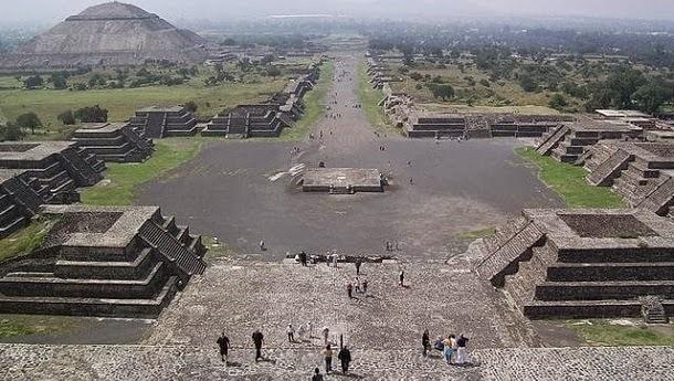 Complexo de Teotihuacan