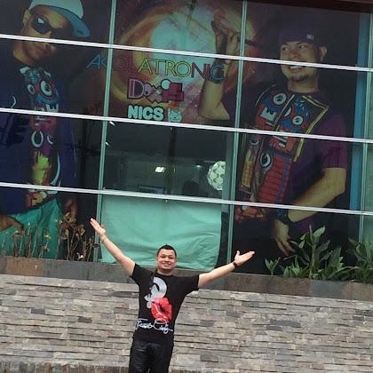 """Jowell y Randy con nueva colección de su linea de ropa """"Doxis"""""""