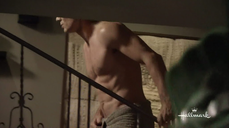 Ethan Erickson Shirtless in Accidentally in Love