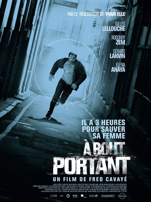 Ver A bout portant (Point Blank) (2010) Online