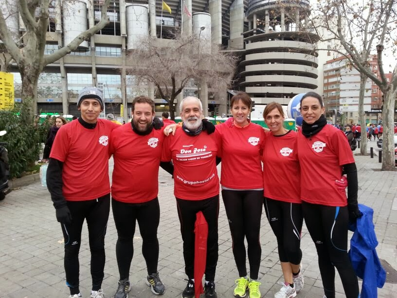 runners Grupo Hostal