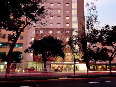 Hotel Ibis Miraflores, Lima, Peru