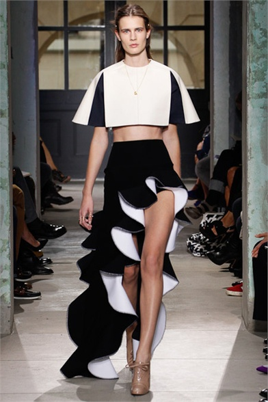skirt balenciaga pe 2013