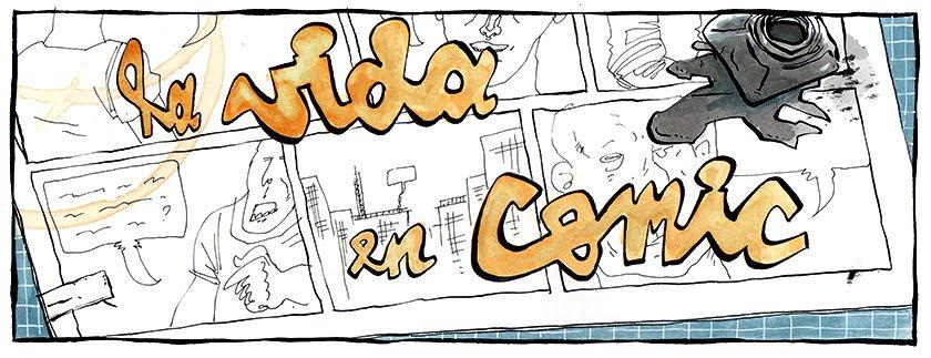 La vida en comic