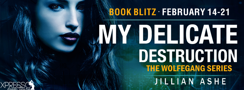 My Delicate Destruction The Wolfegange Series