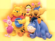 Winnie the Pooh is waiting for you!!! :). All right!