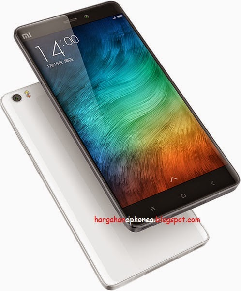 Harga Xiaomi Mi Note Pro dan Spesifikasi Lengkap