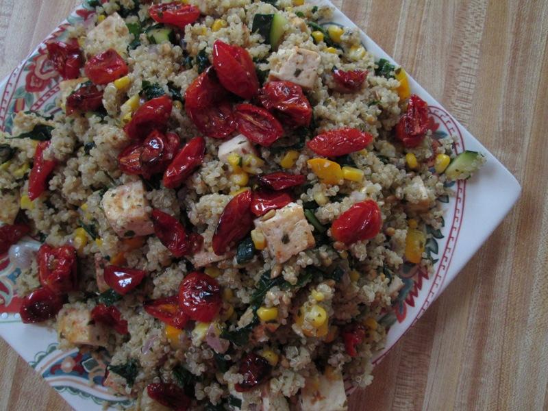 Hearty Helpings: Heather's Quinoa