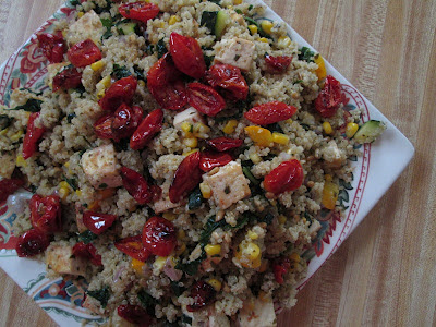 Hearty Helpings: Heather's Quinoa