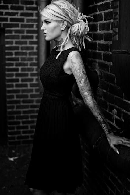 Model Tattoos: The Popular Sleeve