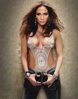 Inspiração 3 - Jennifer Lopez