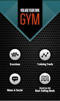 bodyweight training app