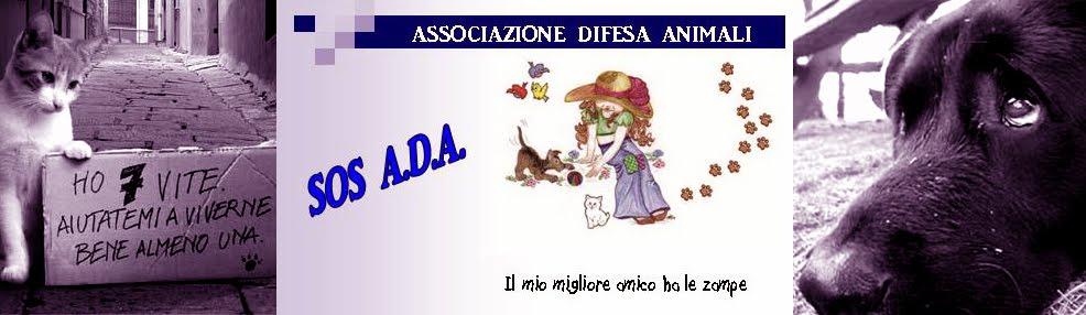 Sos A.D.A. Associazione Difesa Animali