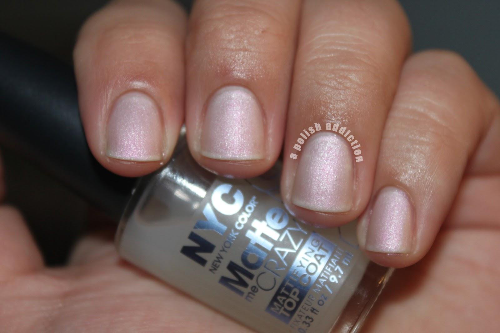 Sally hansen complete salon manicure nail polish angel wings