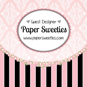 Guest Designer at Paper Sweeties