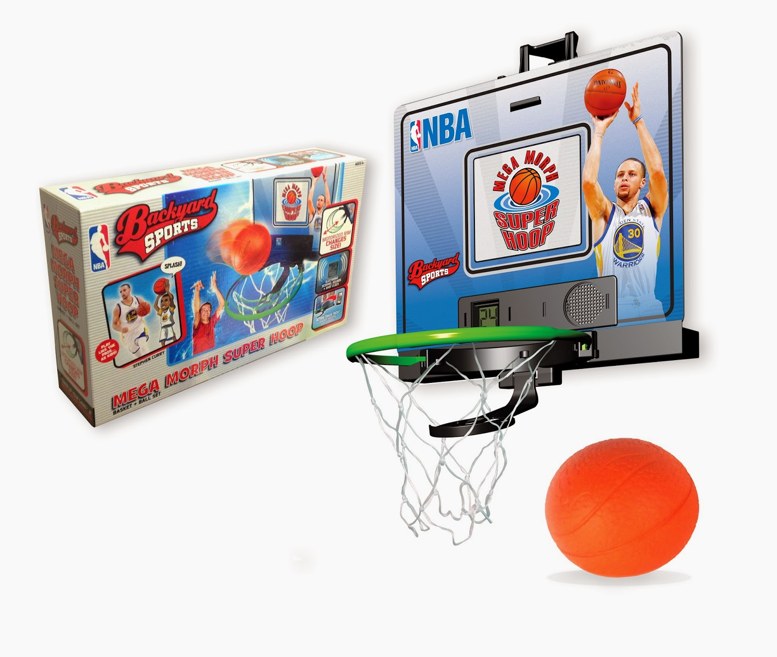 Backyard Sports Sonic NBA Basketball Game