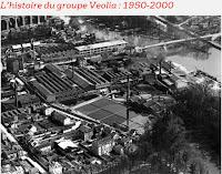 Histoire de VEOLIA