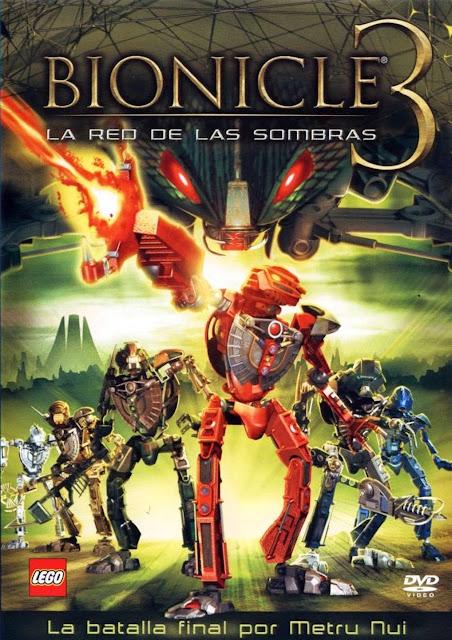Chiến Binh Bionicle 3: Bóng Ma Vũ Trụ - Bionicle 3: Web of Shadows