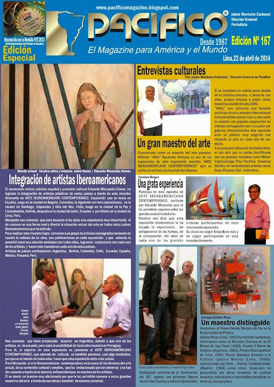 Revista Pacífico Nº 167 Edición Especial