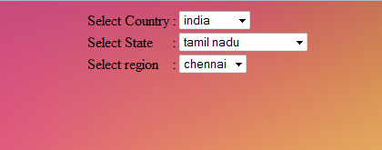 DropDownList with country, state and city in ASP  NET,Country State
