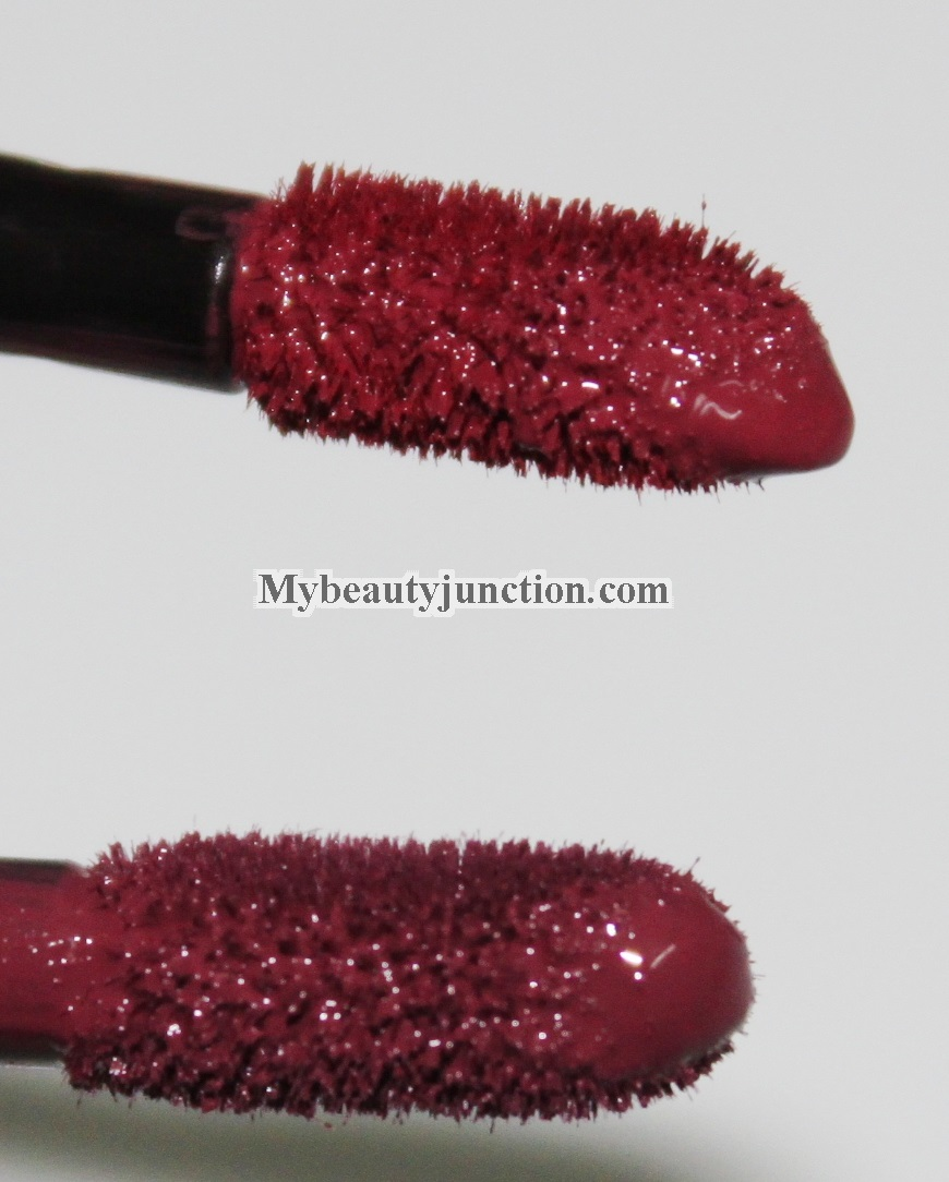 Sephora Cream Lip Stains swatches, review and photos