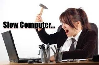 Komputer Lambat