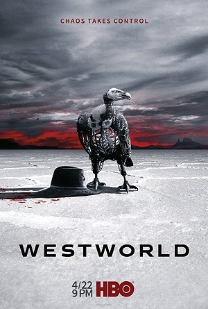 Westworld - 2ª Temporada Séries Torrent Download capa