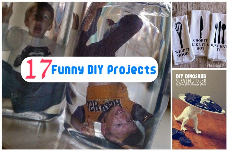 17 Funny DIY Projects