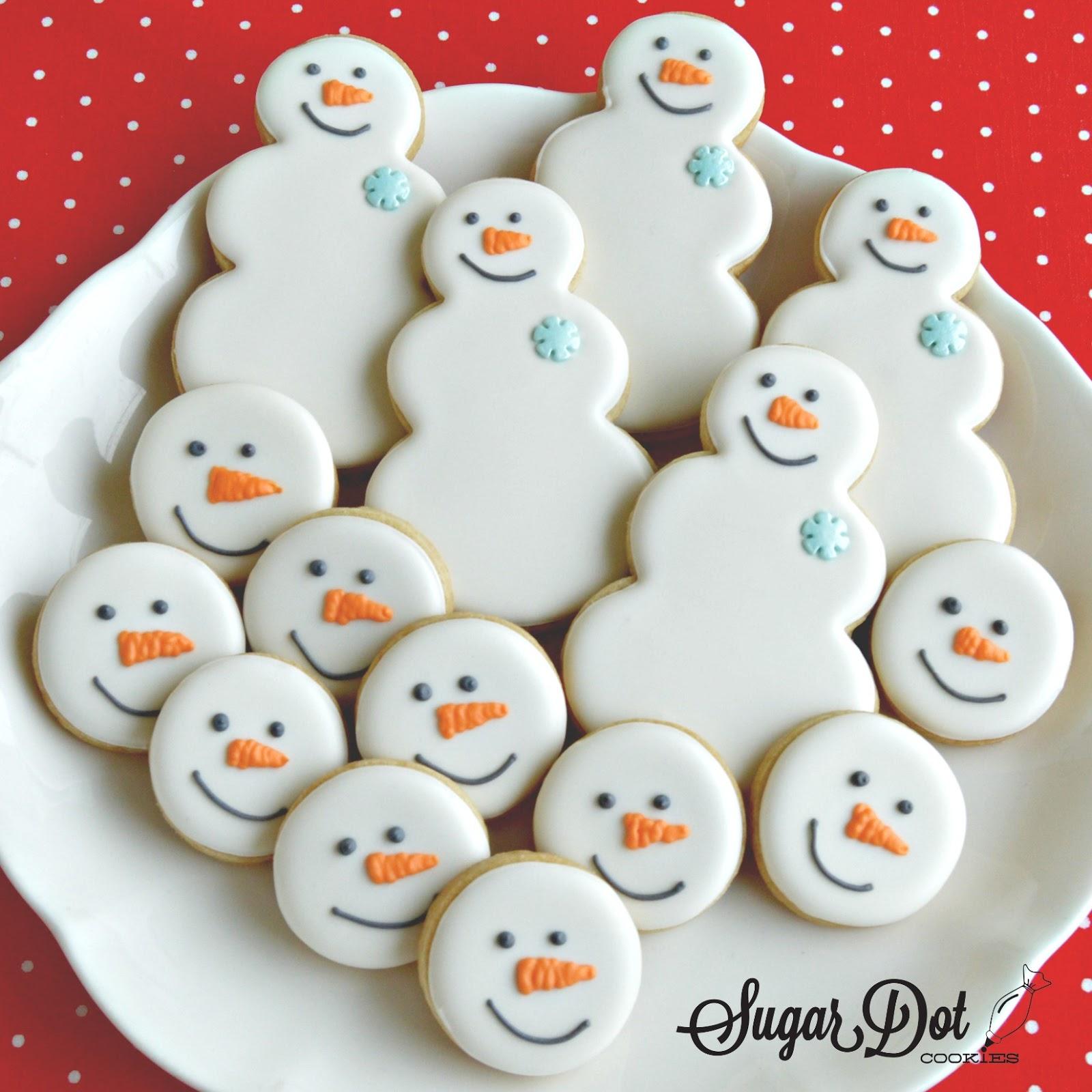 Sugar Dot Cookies: Christmas Cookies 2015