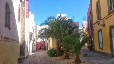 Lugar fundacional de Las Palmas - Estudio de las artes