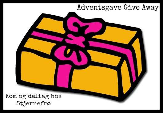 Adventsgave Give Away