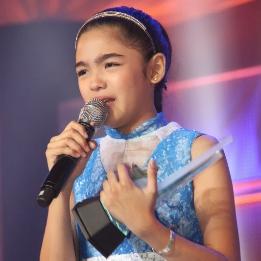 Annaliza star Andrea Brillantes acceptance speech at 27th PMPC Star Awards for TV
