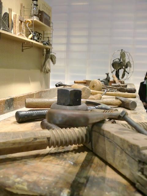 Werkzeuge II bei string imm 2013