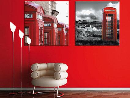 Decoracion actual de moda: decoración con el color rojo