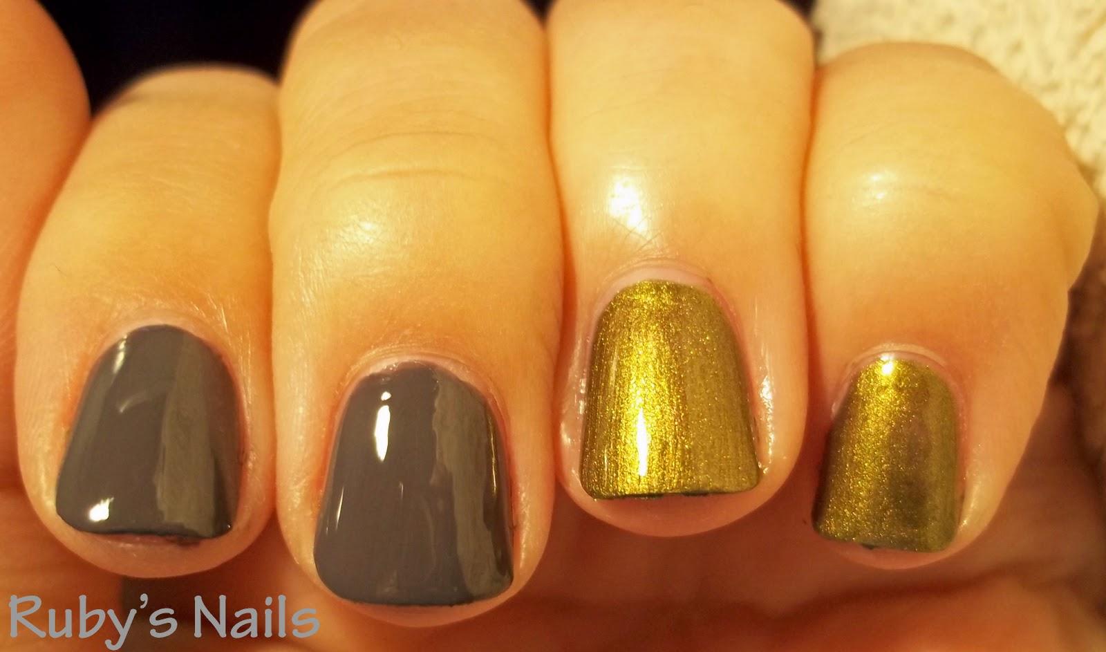 Ruby\'s Nails: Nina Ultra Pro Swatches