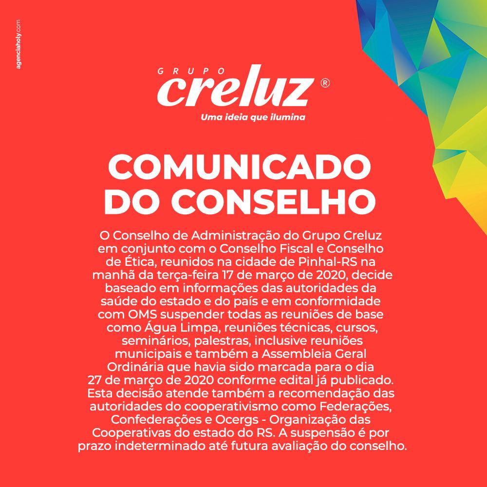 Covid-19 - Creluz