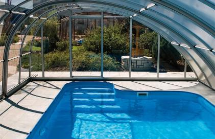 Reformar su piscina poniendo una cubierta de piscina for Piscinas chapa baratas