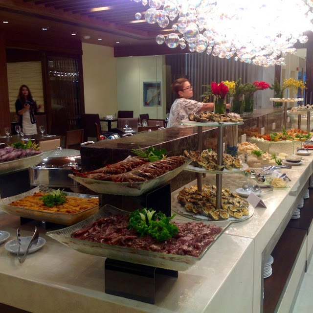Taste of Heaven Buffet at Le'Mon Restaurant of Golden Prince Hotel and Suites, eat all you can restaurant in Cebu, kalami cebu