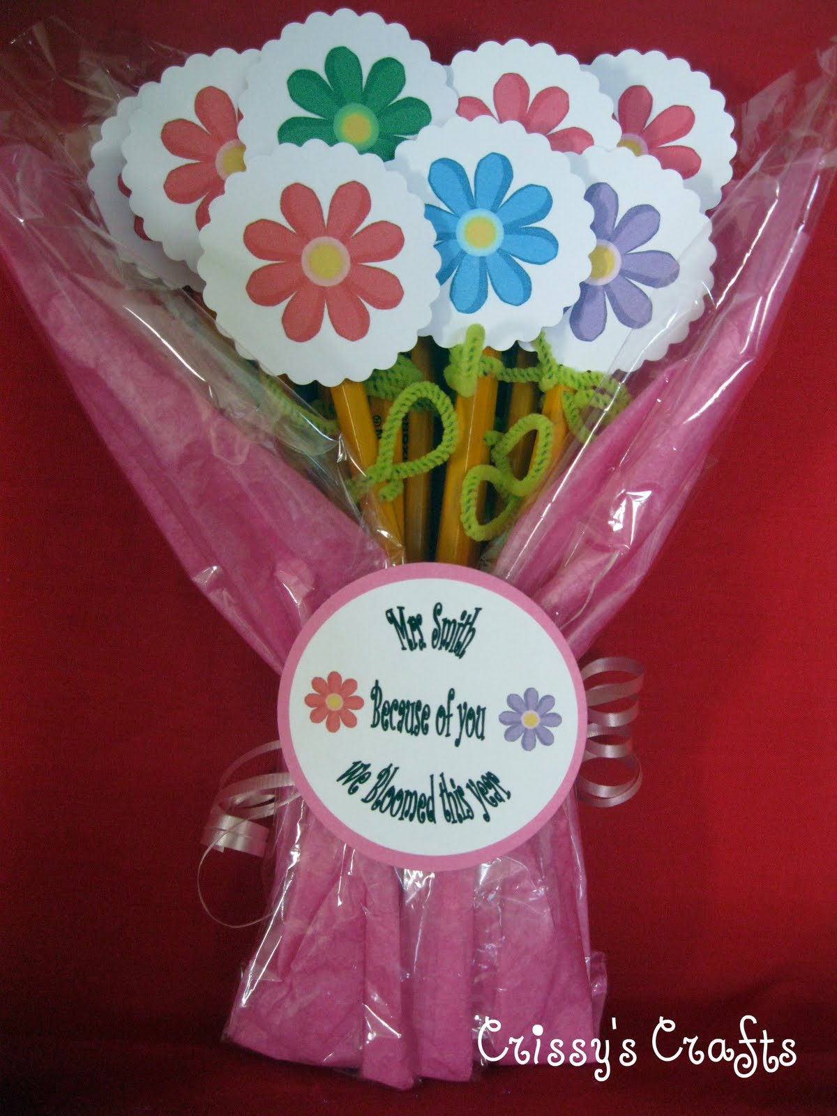 spiritual bouquet for teacher