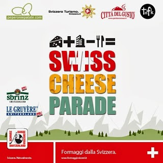 Contest: Swiss Cheese Parade