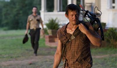 The Walking Dead: Entrevista a Norman Reedus para AMC Blogs