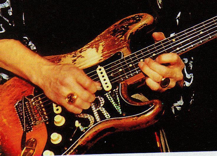 Interview With Guitar Tech Extraordinaire Rene Martinez