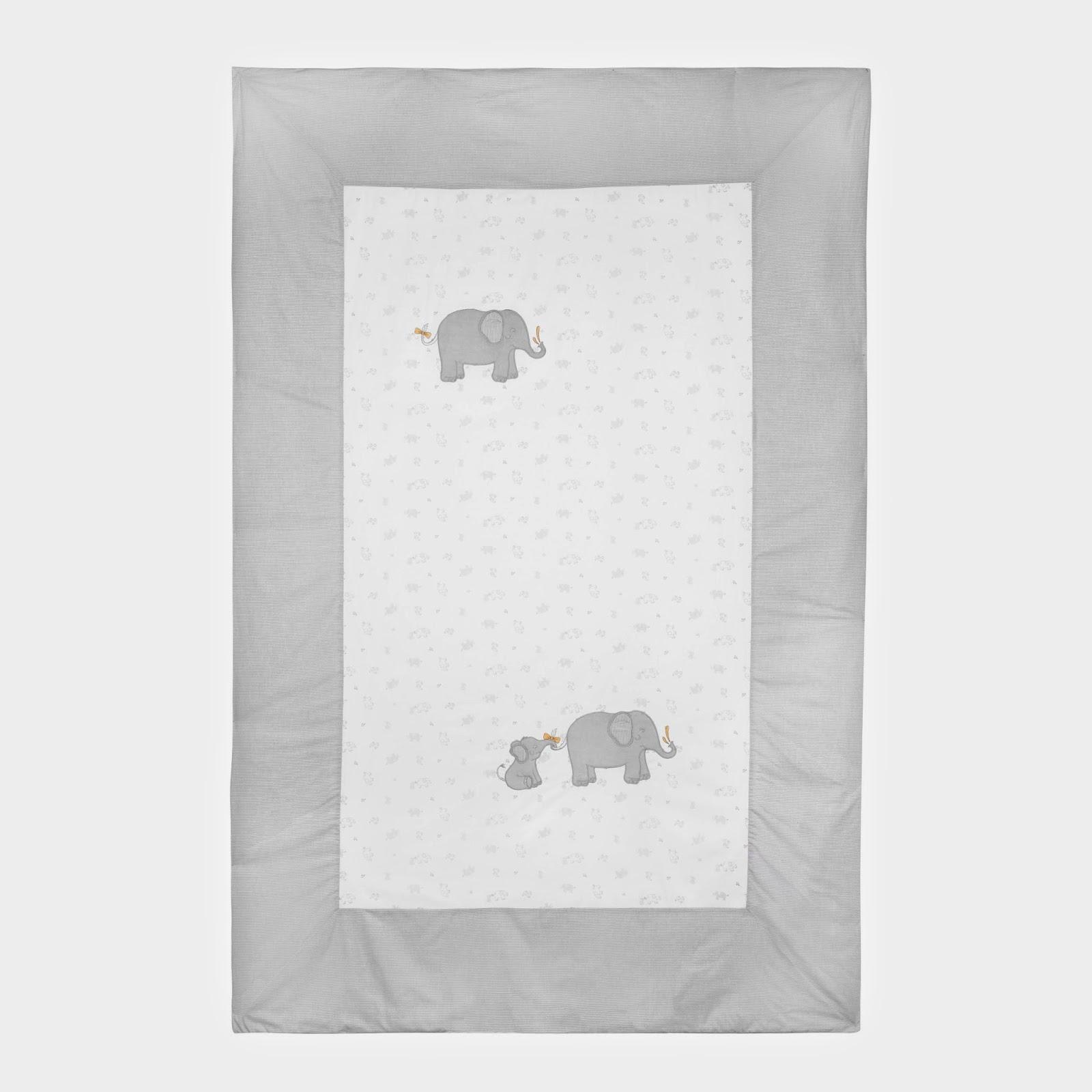 Colección bebé elefantes Laura Ashley