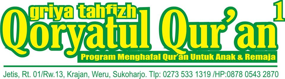 Griya Tahfizh Qoryatul Qur'an