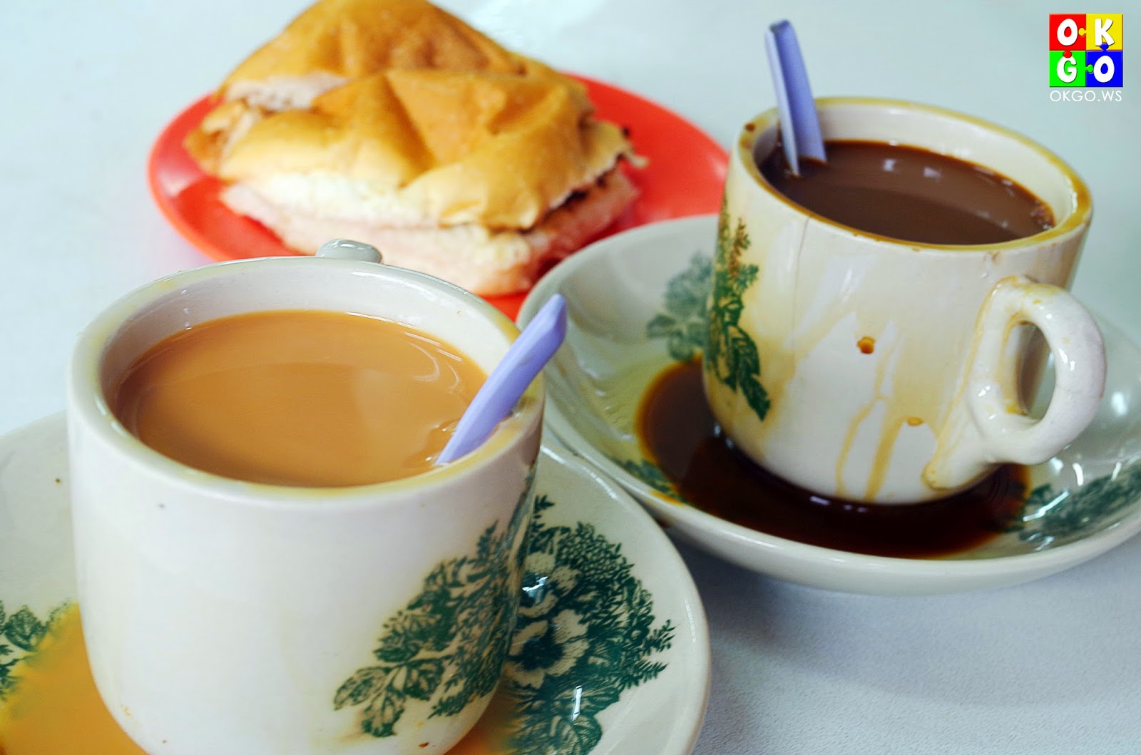 Tan Hiok Nee Kin Hua breakfast