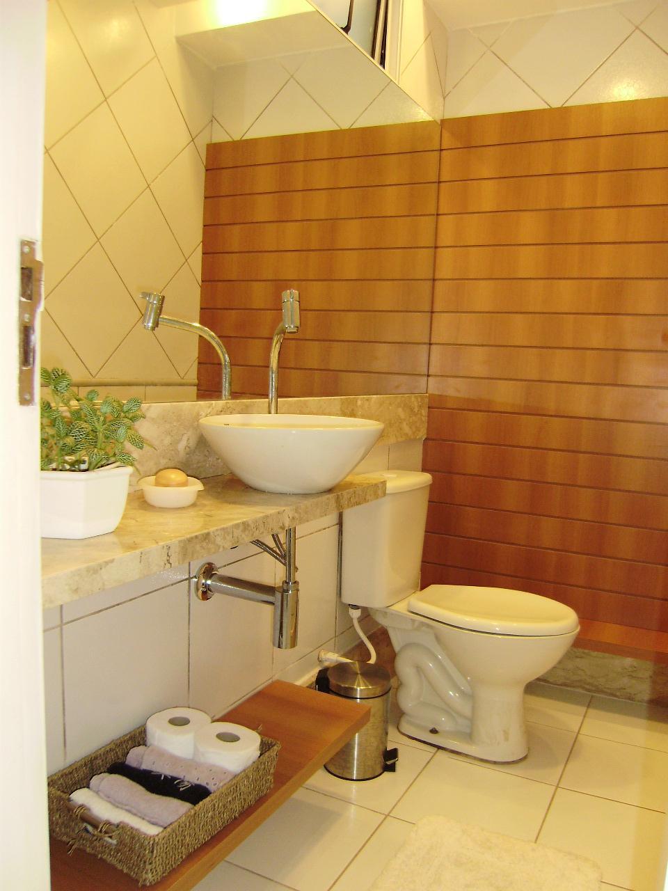 decoracao de lavabos pequenos e simples : decoracao de lavabos pequenos e simples:Ideias de Lavabos – veja modelos lindos! – Decor Salteado – Blog de
