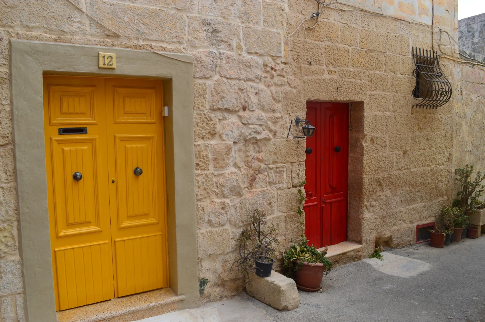 Coloured Doors in Rabat Alley & Coloured Doors in Rabat Alley | SNAPSHOTS OF MALTA pezcame.com