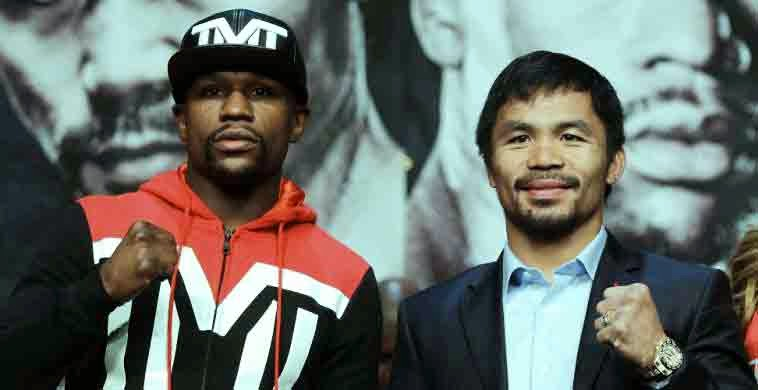 Hasil Pertandingan Manny Pacquiao vs Floyd Maywather