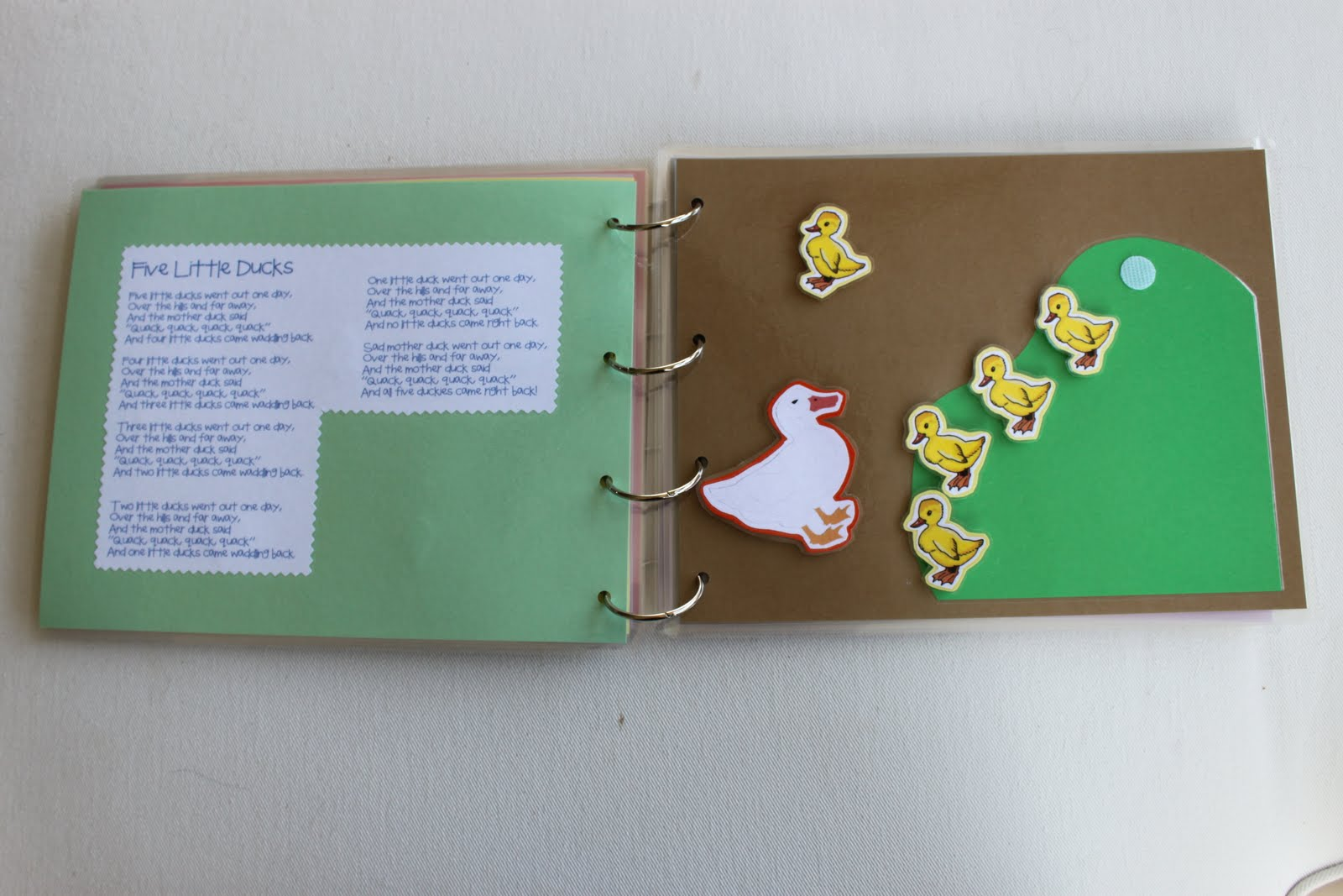 Playing house diy kid - Diy Quiet Book Fast Easy